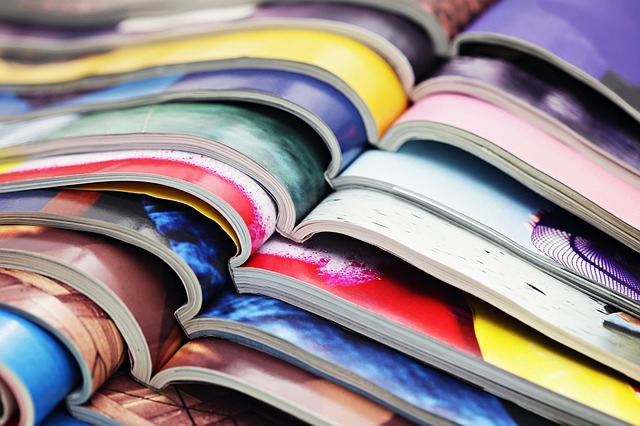 Fitness Magazines: What's with them?