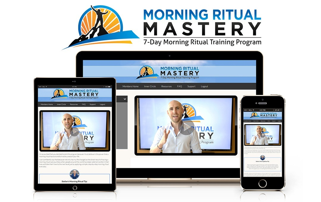 Morning Ritual Mastery Review
